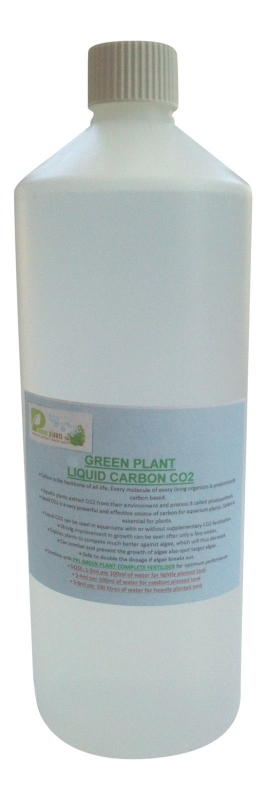 Paratus Plants Green Plant Liquid Carbon